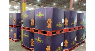 LPR scares up a storm ahead of Halloween with K J Curson Growers