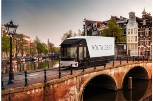 Volta Trucks introduces full-electric Volta Zero