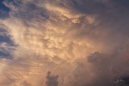 Menace d'orage