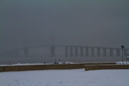 Le pont de Saint Nazaire
