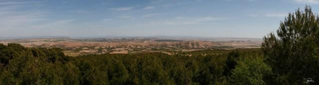 Bardenas Reales : Panorama