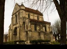Soissons, église St. Pierre