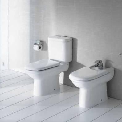 Ambiente con lavabo y bide Giralda