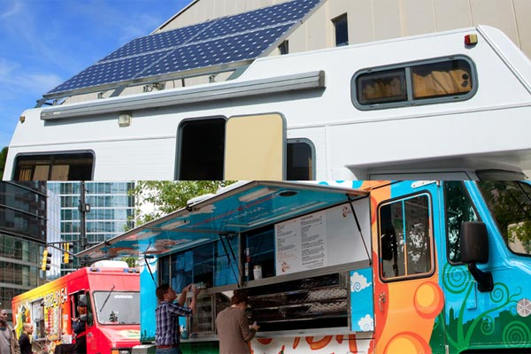 RVs & Food Trucks