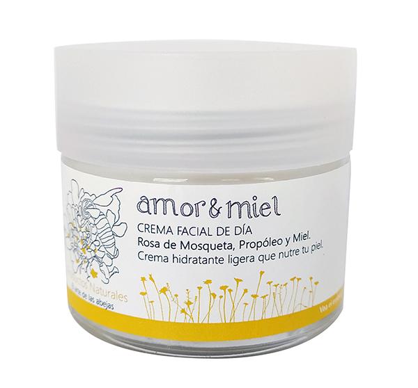 Crema facial hidratante y equilibrante