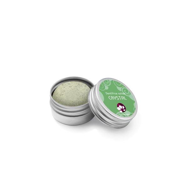 dentífrico sólido menta y hierbabuena