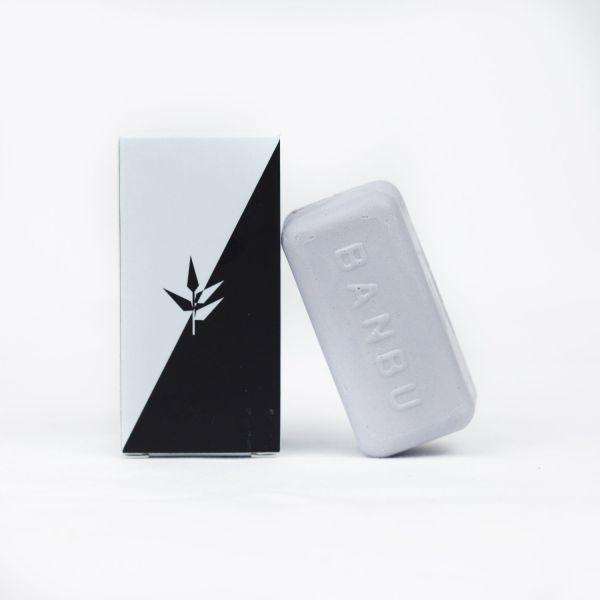 Desodorante natural para piel sensible so pure banbu