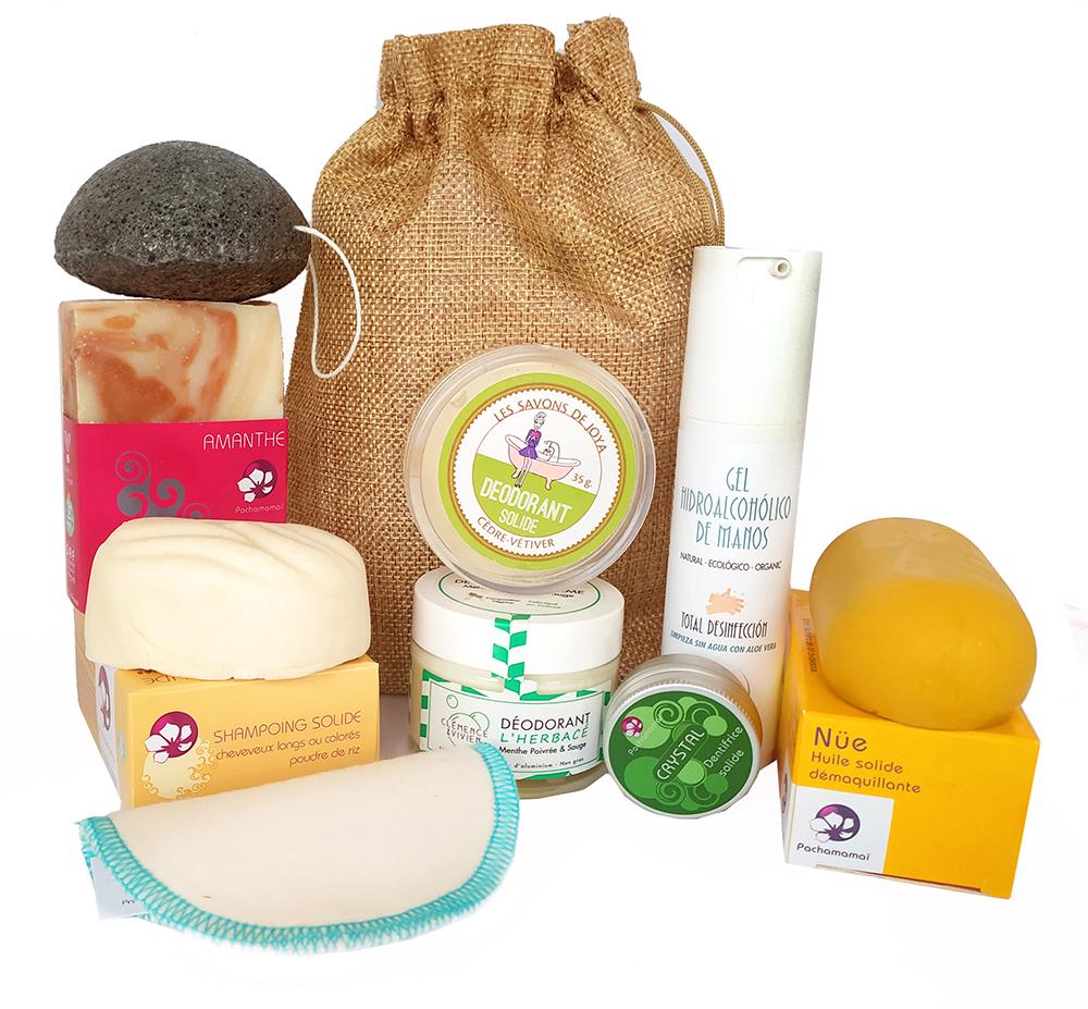 Pack Higiene Natural Completa – REGALO: Desodorante natural