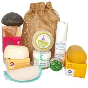 higiene corporal 100% natural