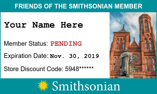 Your Member Card