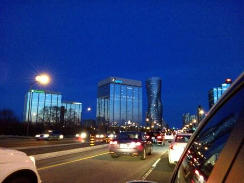 Vidya Sury Downtown Toronto
