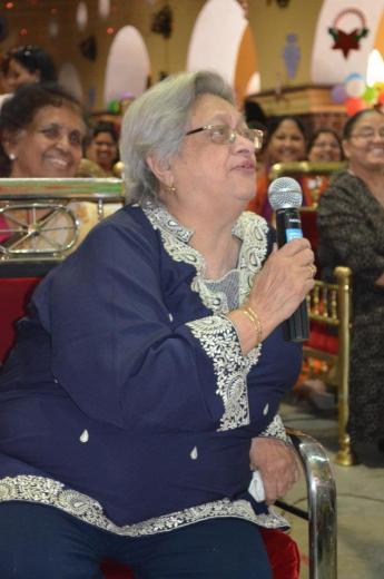 Guru devo bhava Mrs Baria