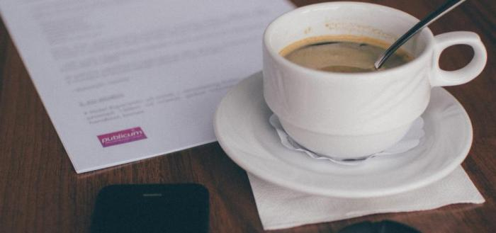 coffee with mi