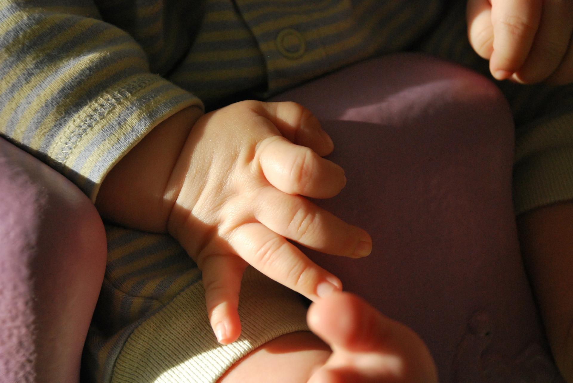 The Softest Baby Skin