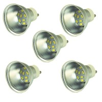 5 stuks 2 W 150 lm GU10 LED spotlampen MR11 9 LED kralen SMD 5730 Decoratief Warm wit / Koel wit ...