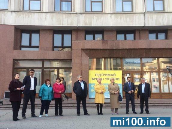 Франківськ не має заборгованості перед лікарями та вчителями, – Руслан Марцінків (ФОТО, ВІДЕО)