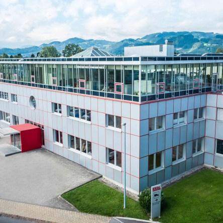 Firma KRAL GmbH in Vorarlberg