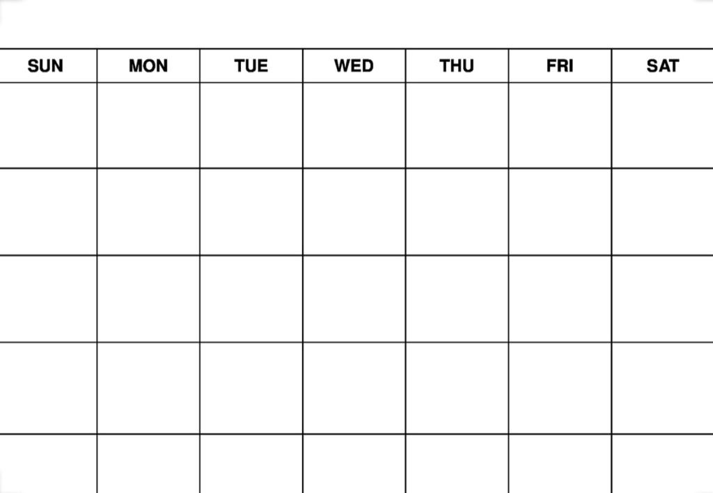 Empty Calendar, Empty Life