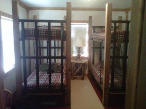 Our bunks