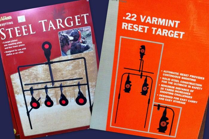 Steel Targets