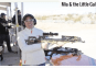 Mia-Anstine-shoots-TenPoint-Crossbows-at-NSSF-SHOTShow-Media-Day-at-the-range