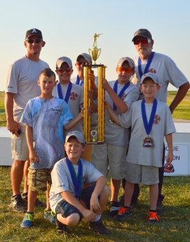 Fudd Dusters (MI), SCTP 1st Place Rookies, Trap