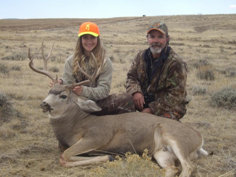 Antelope-hunter-youth-Wyoming-Womens-Antelope-Hunt-WWAH