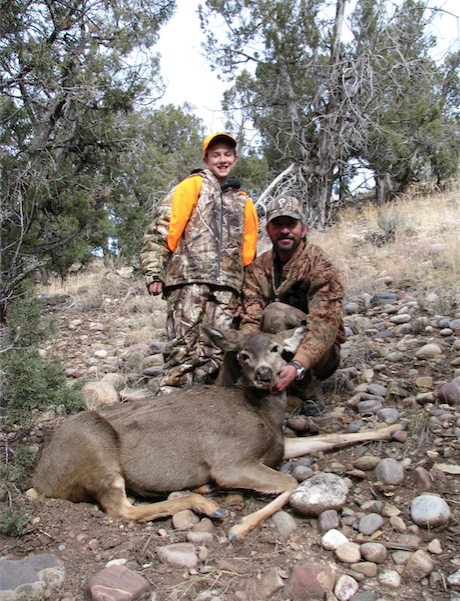 Youth-deer-hunt-mentor-hunting-Mias-Motivations-Anstine