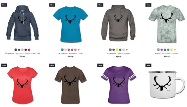 Elk-Hunter-silhouette-MAC-Outdoors-Mia-Anstine