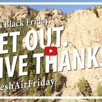 Celebrate Black Friday with Colorado Parks and Wildlife #FreshAirFriday