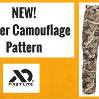 First Lite Unveils New Cipher Camouflage Pattern