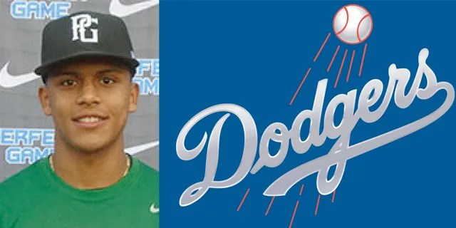 Old Mill's Orocho selected by the Los Angeles Dodgers