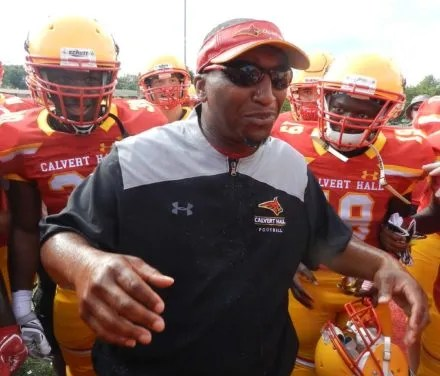 Campbell throws for two scores as Calvert Hall rolls in opener