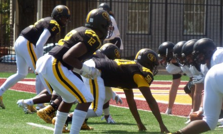 St. Frances dominates in football opener