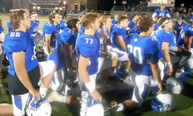 St. Mary's strikes quick in win over St. Paul's