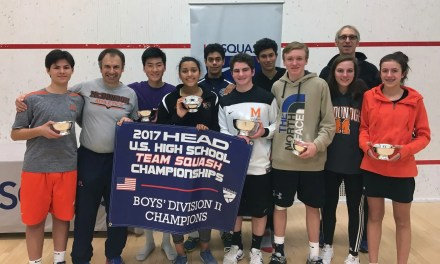 Gilman squash loses its first match in 10+ years
