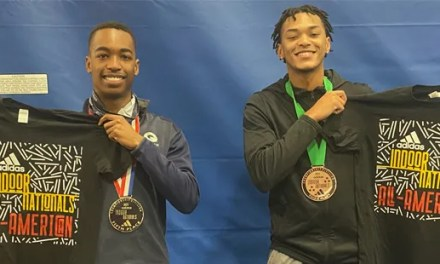 Gilman's Green and Young earn All-American honors at Adidas Indoor Nationals