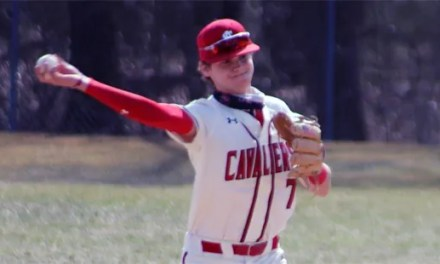 Spalding blanks Calvert Hall in MIAA baseball