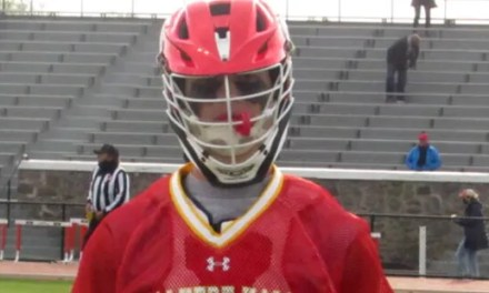 Long's eight-point performance paces Calvert Hall lax