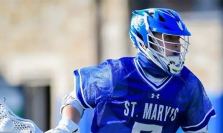 St. Mary's takes over second place with tough win at Gilman