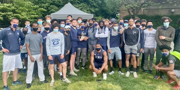 Gilman track completes an undefeated season