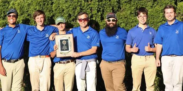 Jemicy golf captures its third straight MIAA title