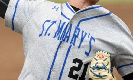 St. Mary's dampens Senior Day for Calvert Hall baseball