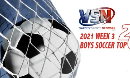 Gilman surges to No. 8 in Week 3 VSN Boys Soccer Top 20