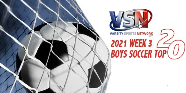 Gilman surges to No. 9 in Week 3 VSN Boys Soccer Top 20