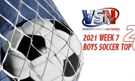 McDonogh takes over at No. 1 in VSN Boys Soccer Week 7 Top 20