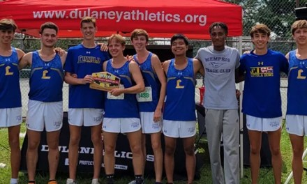 Loyola cross country prevails at the Barnhart Invitational