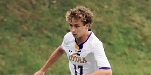 Loyola collects three points from Gilman, reclaims third place