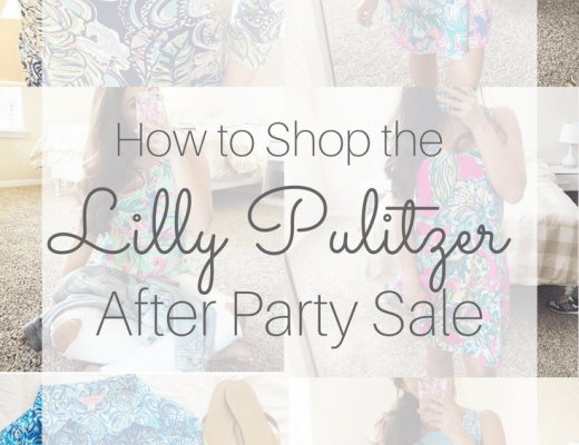 how to shop the lilly pulitzer after party sale