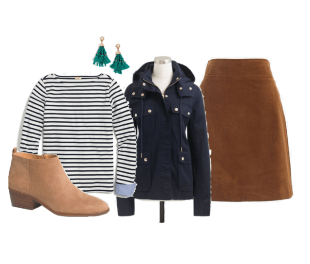jcrew pieces you need for fall